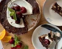 #LockdownRecipe: Easy No Bake Chocolate Cake