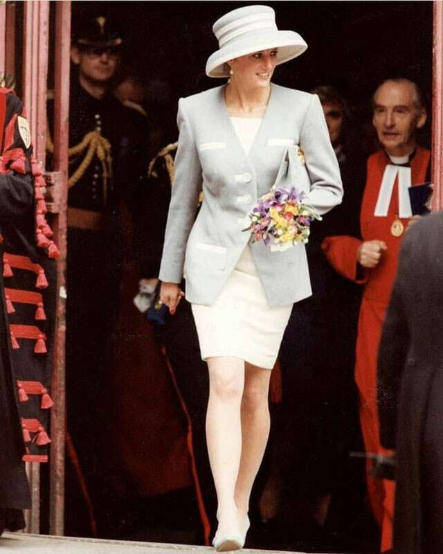The Best Princess Diana Style Icon