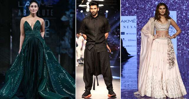 A Throwback To Some Of Our Favourite Looks From Lakme Fashion Week Spring Summer 2020 Femina In