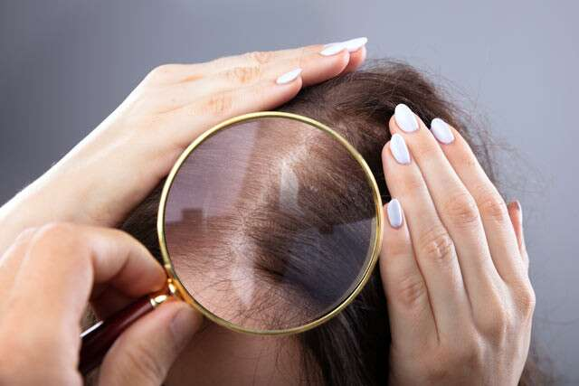 Neem Oil Stimulates Hair Growth