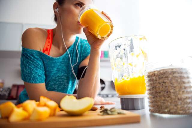 Not Refuelling Your Body Post A Workout Can Have Following Repercussions In A Circuit Training Diet