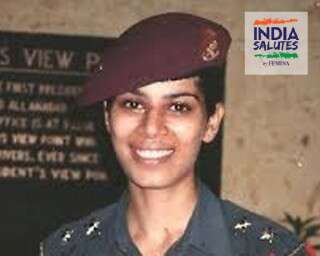 #IndiaSalutes: Captain Ruchi Sharma, Indian Army's First Female Paratrooper