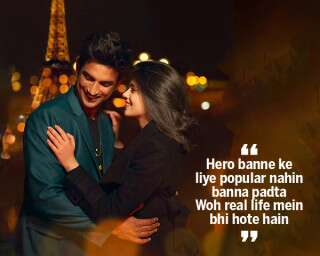 10 Gut-Wrenching Dialogues From Sushant's Last Film, 'Dil Bechara'