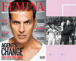 Download Femina's Annual Men's Special Issue Ft. Akshay Kumar Now