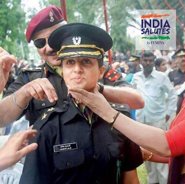 Gunjan Saxena And Srividya Rajan Our First Female Warriors Of Kargil Femina In