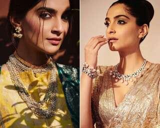 Here's A Sneak Peek Inside Sonam Kapoor Ahuja's Jewellery Collection
