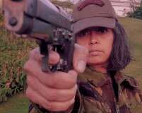 Meet Seema Rao, India's Only Woman Combat Trainer