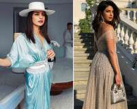 Priyanka Chopra Jonas' Holiday Style Is Eclectic And Chic