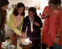 Watch: Alia Bhatt And Family Host A Birthday Surprise For House Help