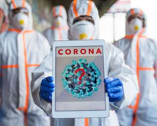 What To Do If You Display The Symptoms Of Coronavirus
