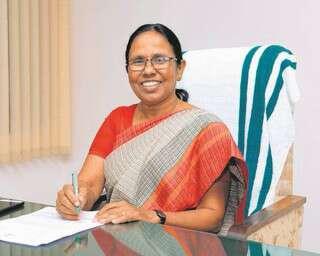 Kerala: How KK Shailaja Is Containing COVID-19