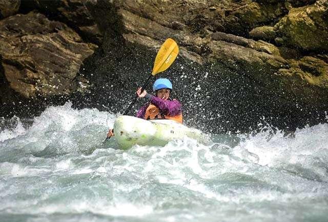 Meet Whitewater Rafting Star Naina Adhikari