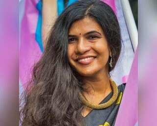 Neysara Rai Is The First Indian Transwoman To Be Featured At JFK Center