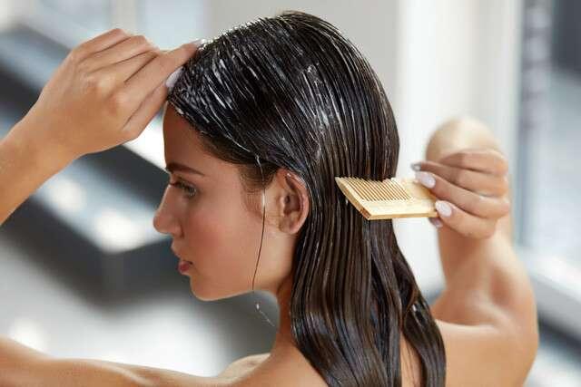Lissage permanent des cheveux à la maison