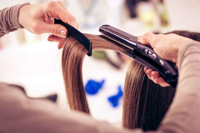 Soin japonais défrisant permanent des cheveux