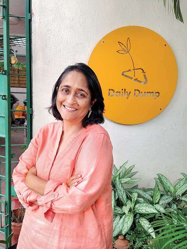 Poonam Bir Kasturi Shows Us How Easy It Is To Compost At Home