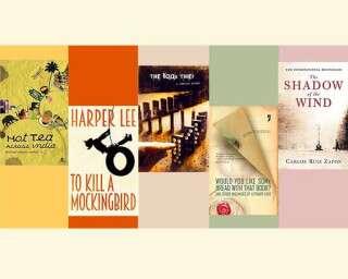 5 Books To Read When In Self Quarantine