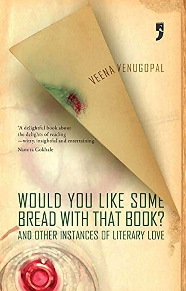 Would You Like Some Bread With That Book Book