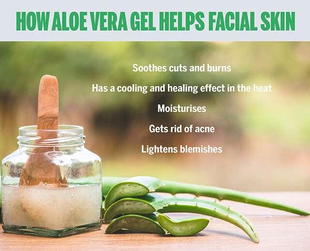 Top Uses Of Aloe Vera Gel For The Face | Femina.in