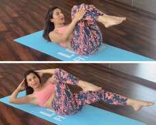Easy No-Equipment Workout At Home By Sophie Choudry