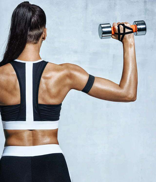 strengthen arms shoulder