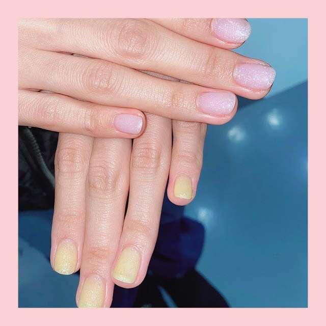 summer nail zodiac