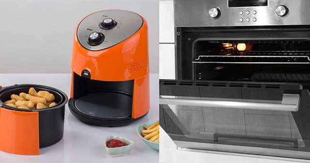 Here's How Air Fryer is Different From Convection Oven | Femina.in