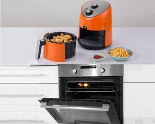 Here's How Air Fryer is Different From Convection Oven