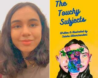 Grade 12 Student Creates Dialogue Around Domestic Abuse With Her Book