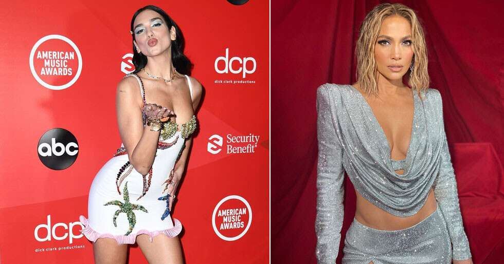 Top Fashion Highlights From AMA 2020 Red Carpet That Made Our Day