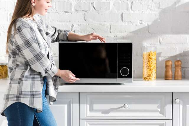 a convection microwave oven