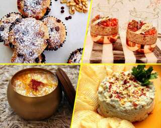 4 Quick Healthy Recipes By Nutritionist Ruchi Sharma