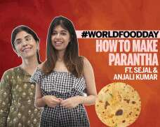 Watch How Sejal Kumar Celebrated World Food Day With Her Mom!