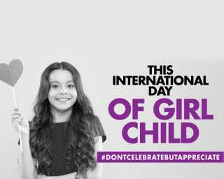 This International Day Of The Girl Child, Appreciate Women In Your Life!