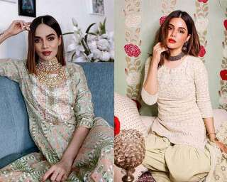 Get Some Festive Glam Inspiration From These Desi Influencers