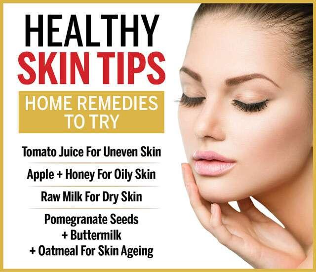 Healthy Skin Tips To Ensure Glowing Skin Femina In