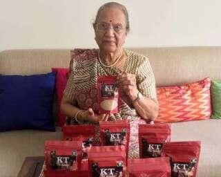 Mumbaikar Kokila Parekh Turns Entrepreneur At The Age Of 79!