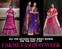 Day 3 Highlights Of The Lakmé Fashion Week Digital Edition
