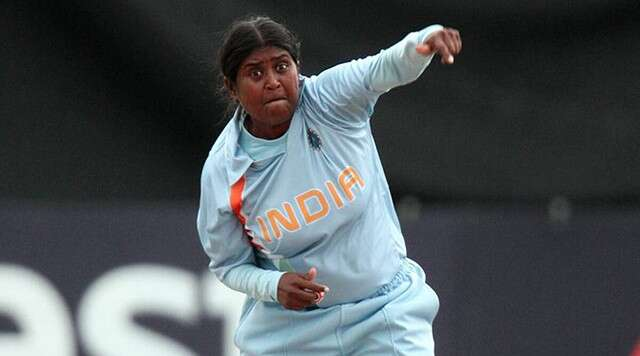Indian spinner Neetu David