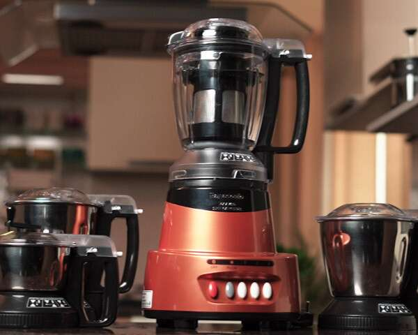 Panasonic Launches Elements Super Mixer Grinder