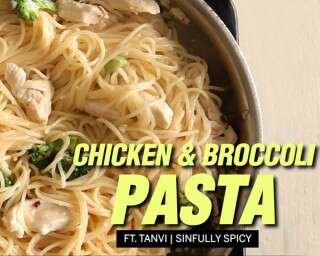 #CookWithFemina: Easy Cheesy Chicken Pasta