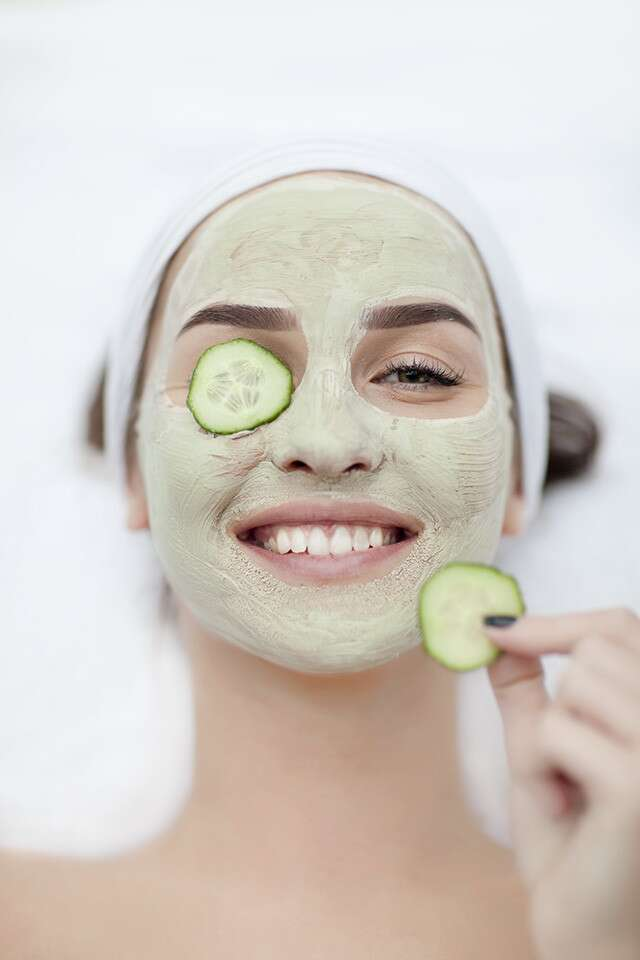 Skin Care At Home: Avocado And Yoghurt Mask