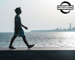 #FeminaCares: Walking Every Day Can Make You More Resilient to Stress