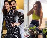 Take A Sneak Peek Into Anushka Sharma's Quarantine Wardrobe