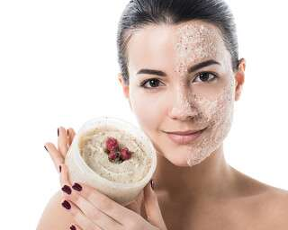 Experts Show How To Exfoliate Your Skin The Right Way
