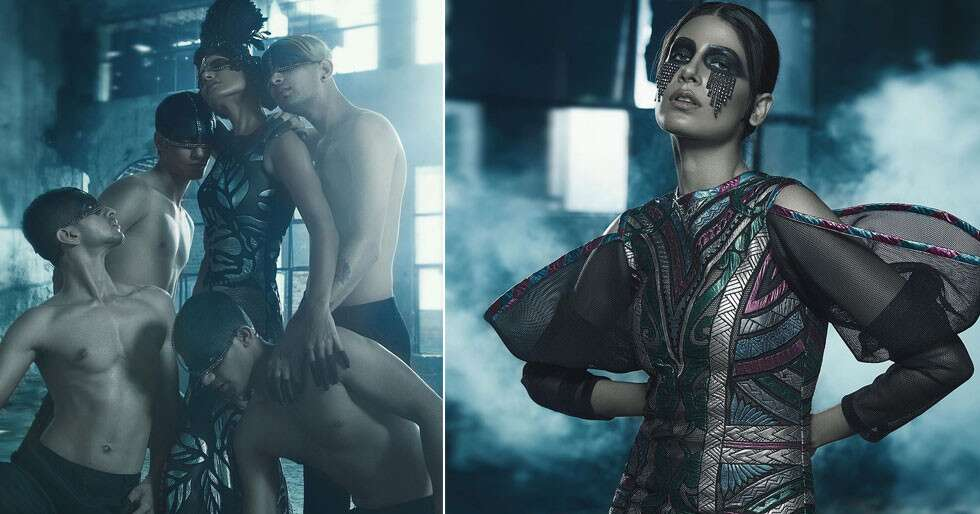 Siddartha Tytler's Fashion Film Was A Dramatic Showcase Of Edgy Couture