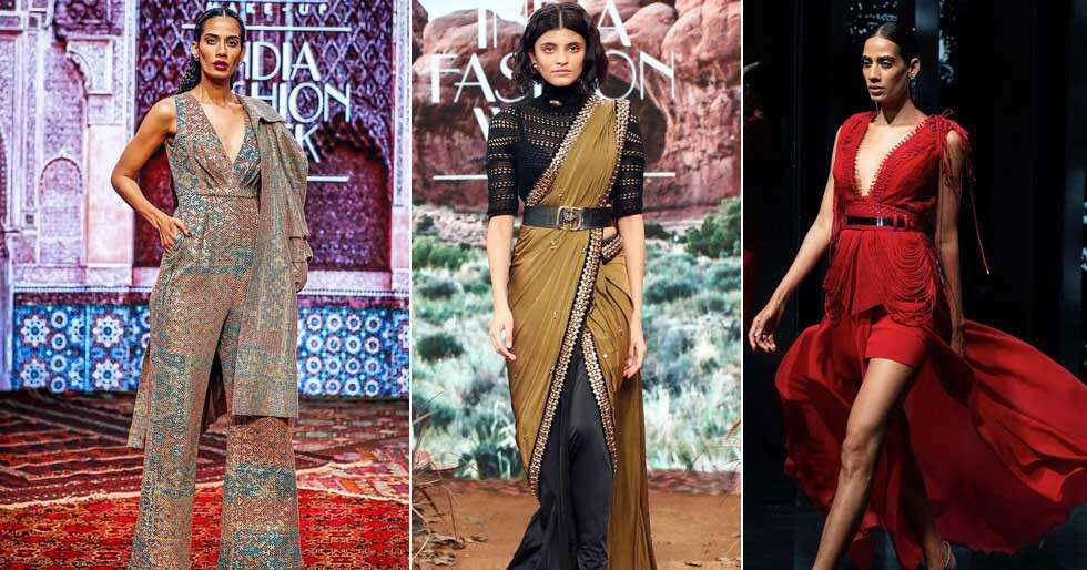 Here's Presenting Our Picks From The Lotus Make Up India Fashion Week