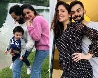 Get Your Pregnancy Glow On Like Kareena Kapoor And Anushka Sharma