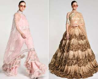 Designer Duo Shivan & Narresh Reinvent Bridal Wear For The New Age Bride