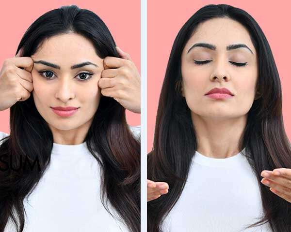 Get A Chiselled Face With These Face Yoga Exercises